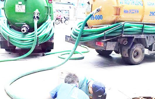 Nguyên nhân vì sao ống thoát nước trong nhà hay bị tắc nghẽn?
