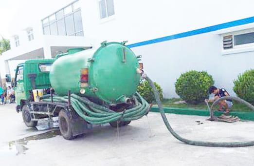 Dịch vụ hút hầm cầu Phường Tân Hưng TP Bà Rịa