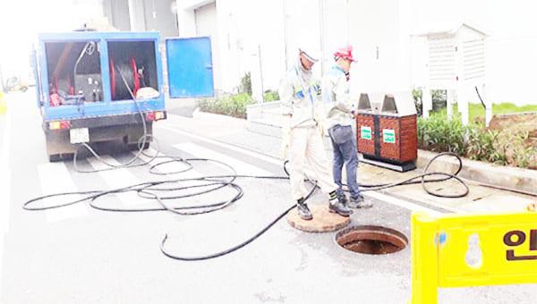 Dịch vụ thông cống nghẹt Xã Láng Lớn huyện Châu Đức BRVT uy tín chuyên nghiệp
