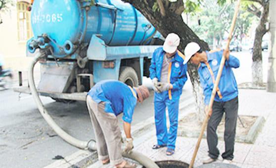 Dịch vụ thông cống nghẹt Xã Phước Tỉnh Huyện Long Điền BRVT uy tín