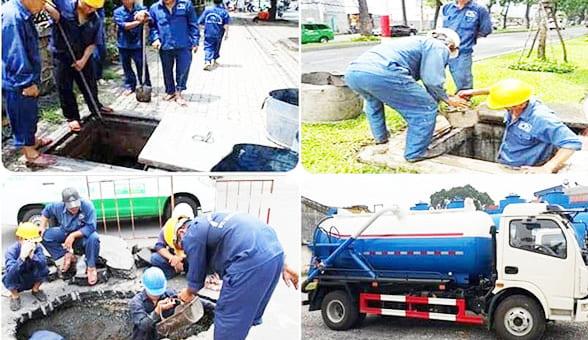 Dịch vụ thông cống nghẹt Phường Thắng Nhì Thành phố Vũng Tàu