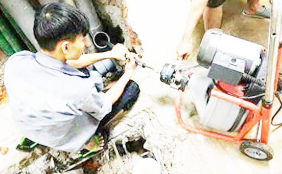 Thông cống nghẹt Xã Phước Thuận Huyện Xuyên Mộc BRVT